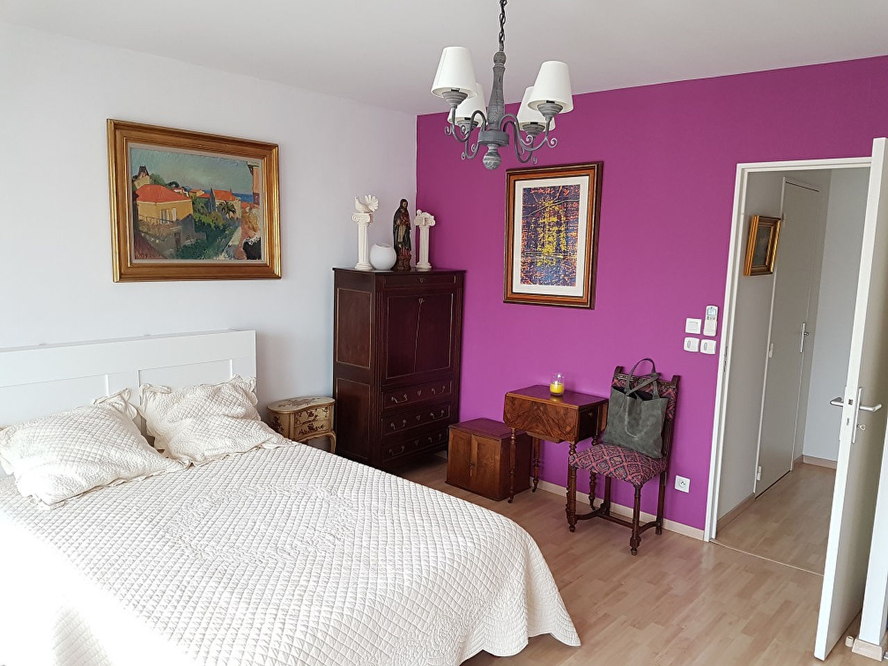 VICHY CENTRE VENTE APPARTEMENT  90 m² parking ascenseur  accès PMR